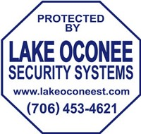 Lake Oconee Security Systems - Logo